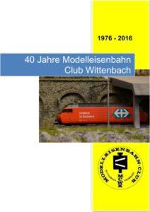 Jubiläumsschrift 2016 Titelbild